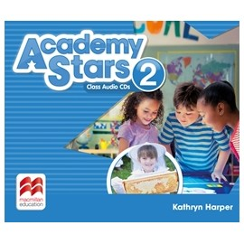 Academy Stars 2 Audio CD