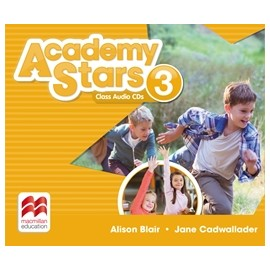 Academy Stars 3 Audio CD