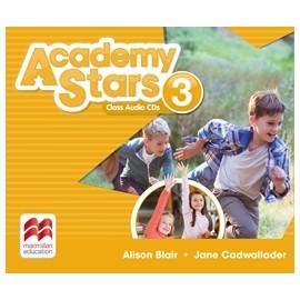 Academy Stars 3 Audio CD