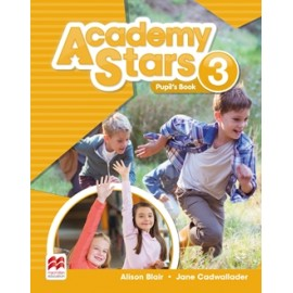 Academy Stars 3 Pupil's Book Pack