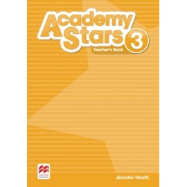 Academy Stars Level 3 Teacher's Book Pack