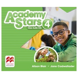 Academy Stars 4 Audio CD