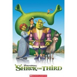 Popcorn ELT: Shrek The Third (Level 3)