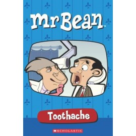Popcorn ELT: Mr Bean - Toothache + CD (Level 2)