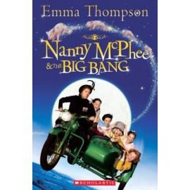 Popcorn ELT: Nanny McPhee and The Big Bang + CD (Level 3)