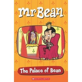 Popcorn ELT: Mr Bean - The Palace of Bean (Level 3)