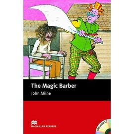 The Magic Barber + CD