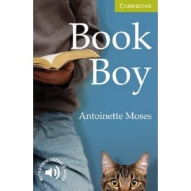 Cambridge Readers: Book Boy + Audio download