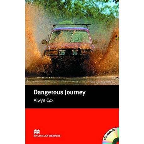 Dangerous Journey + CD (600 key words) Macmillan 9781405076128