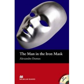 The Man in the Iron Mask + CD (600 key words)