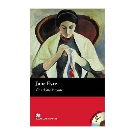Jane Eyre + CD (600 key words) Macmillan 9781405076166