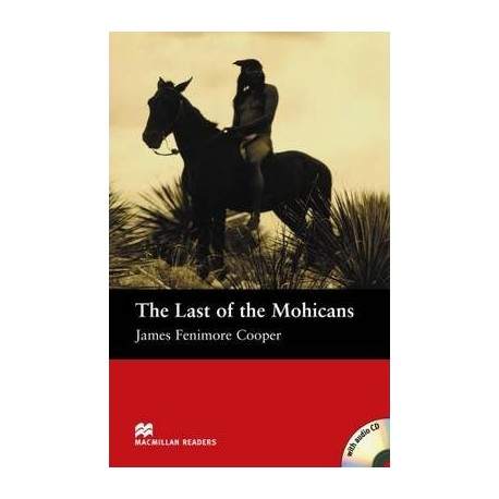 The Last of the Mohicans + CD (600 key words) Macmillan 9781405076180
