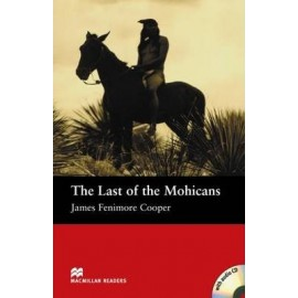 The Last of the Mohicans + CD (600 key words)