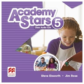 Academy Stars 5 Audio CD
