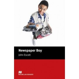 Macmillan Readers: Newspaper Boy (600 key words)
