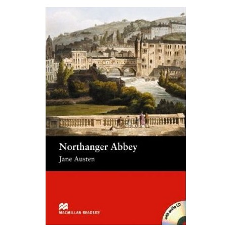 Northanger Abbey + CD (600 key words) Macmillan 9781405076326