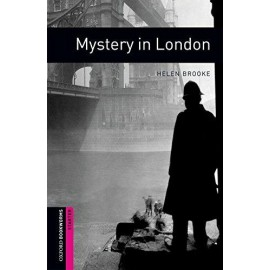 Oxford Bookworms: Mystery in London