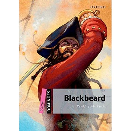 Oxford Dominoes: Blackbeard + MultiROM Oxford University Press 9780194246781