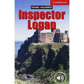Cambridge Readers: Inspector Logan + Audio download