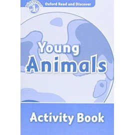 Discover! 1 Young Animals Activity Book