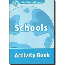 Discover! 1 Schools Activity Book