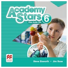 Academy Stars 6 Audio CD