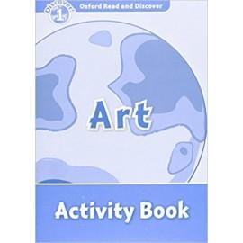 Discover! 1 Art Activity Book