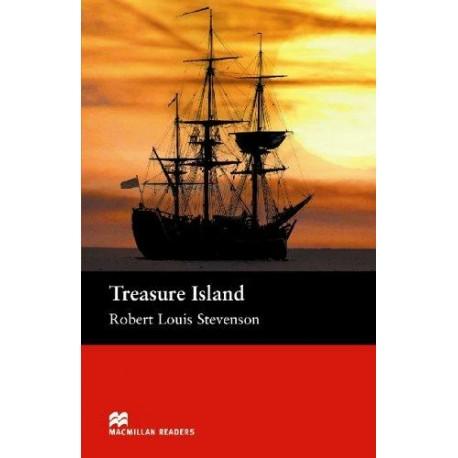 Macmillan Readers: Treasure Island Macmillan 9781405072847