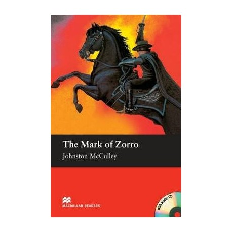The Mark of Zorro + CD Macmillan 9781405076999