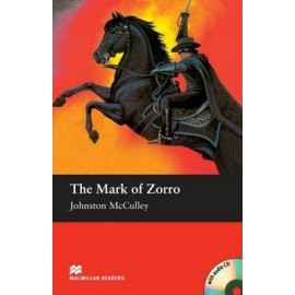 The Mark of Zorro + CD