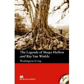 The Legends of Sleepy Hollow and Rip Van Winkle + CD