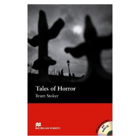 Tales of Horror + CD Macmillan 9781405076647