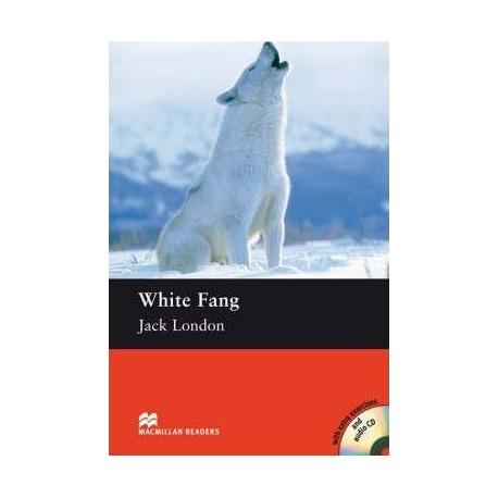 White Fang + CD Macmillan 9780230026735