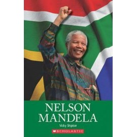 Scholastic Readers: Nelson Mandela + CD