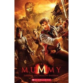 Scholastic Readers: The Mummy Tomb of The Dragon Emperor + CD
