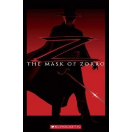 Scholastic Readers: The Mask Of Zorro + CD