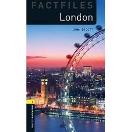 Oxford Bookworms Factfiles: London