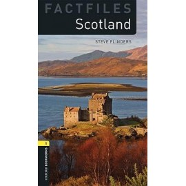 Oxford Bookworms Factfiles: Scotland + mp3 audio download