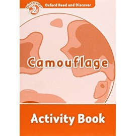 Discover! 2 Camouflage Activity Book
