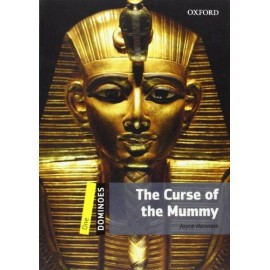 Oxford Dominoes: The Curse Of The Mummy + audio download