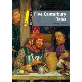 Oxford Dominoes: Five Canterbury Tales + mp3 audio download