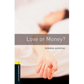 Oxford Bookworms: Love or Money + audio download