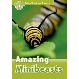 Discover! 3 Amazing Minibeasts
