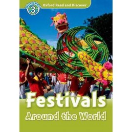 Discover! 3 Festivals Around the World + Audio CD