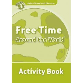 Discover! 3 Free Time Around the World Activity Book