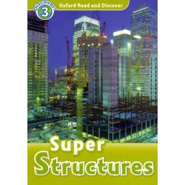 Discover! 3 Super Structures + Audio CD