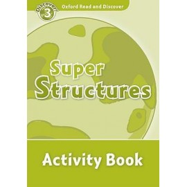 Discover! 3 Super Structures Activity Book
