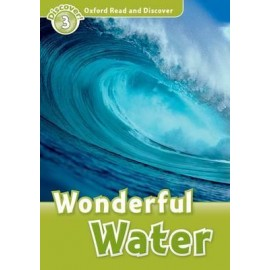 Discover! 3 Wonderful Water + Audio CD