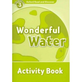 Discover! 3 Wonderful Water Activity Book