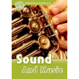Discover! 3 Sound and Music + Audio CD